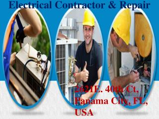 Electrical contractor Panama City FL