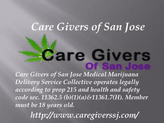 Care Givers of San Jose