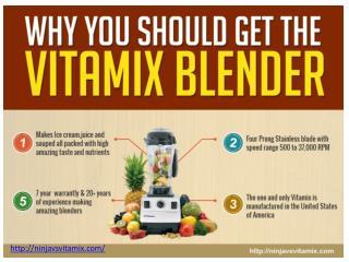 Ninja vs Vitamix