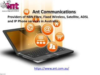 Top Internet Service Providers Sydney | 1300 268 266 | Ant C