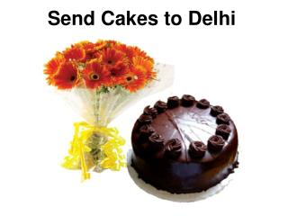 Send Cakes to Delhi