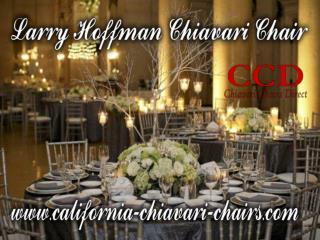 Larry Hoffman Chiavari Chair