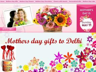 Mothers day gifts to Delhi @ mothersgiftsgallery.net