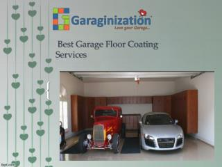 Best Garage Floor Coating Services