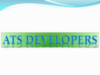 Ats Developers