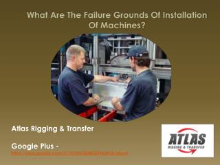 What are the issues behind Machinery Misalignment