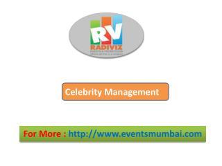 Celebrity Management