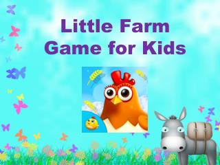 Little Farm - Kids Games