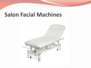 Salon Facial Machines