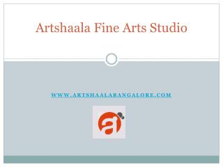 Dance Classes in Banagalore - Artshaala Fine Arts Studio