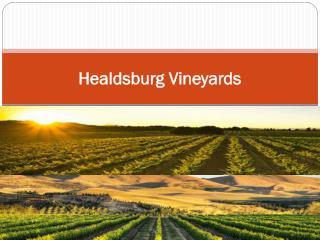Healdsburg Vineyards