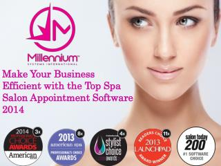 Make Your Business Efficient with the Top Spa Salon Appointm