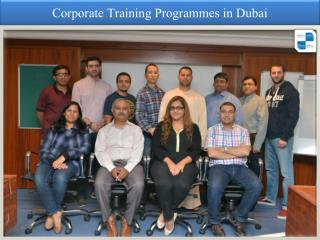 Corporate Training Programmes in Dubai