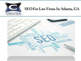 SEO Company For Law Firms In Atlanta, GA