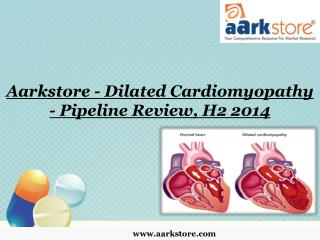 Aarkstore - Dilated Cardiomyopathy - Pipeline Review, H2 201