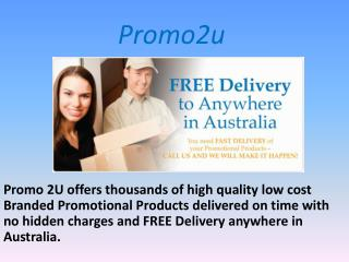 Promotional Products Australia