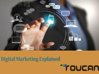 Digital Marketing Explained