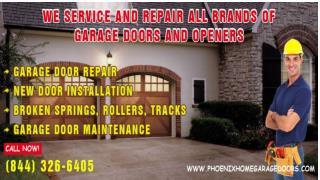 Best Garage Door Service & Repair Company in Phoenix