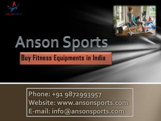 Home Gym Packages in India