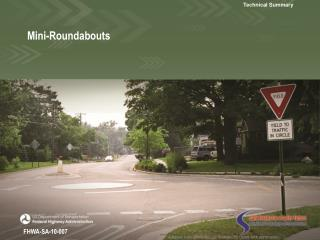 Mini-Roundabouts