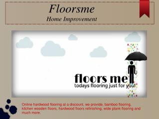 Floorsme - Store that brings you