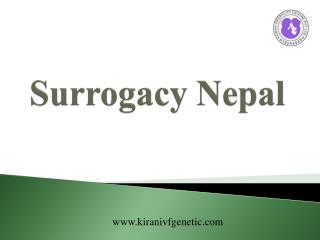 Surrogacy Nepal