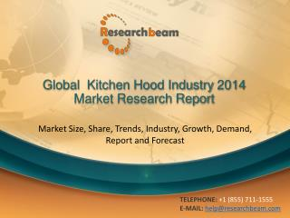Global Kitchen Hood Industry 2014