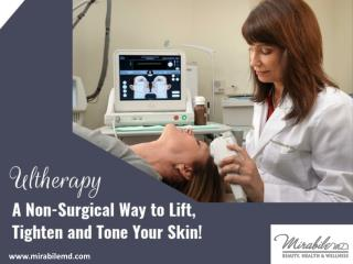 Ultherapy Treatment in Kansas City – Things to Know!