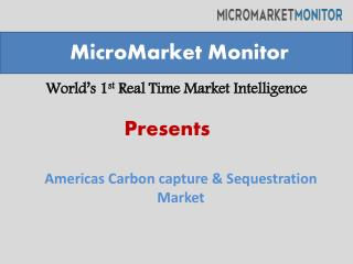 Americas Carbon Capture and Sequestration Market