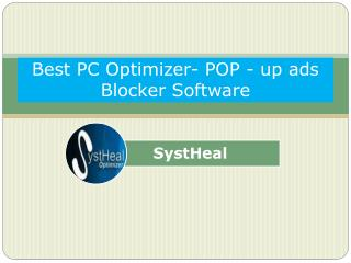 POP - up Blocker Software