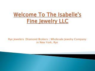 Diamond Jewelry New York