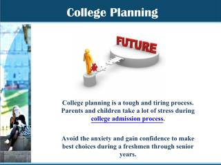 College Kickstart - Fire Up Your College Plan
