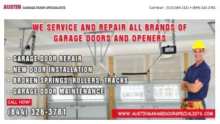 Austin Garage Door Specialists