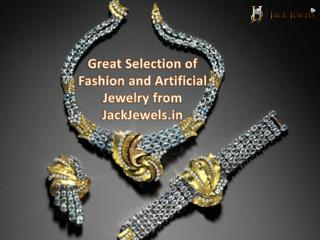 Great Selection of Fashion and Artificial Jewelry from JackJ