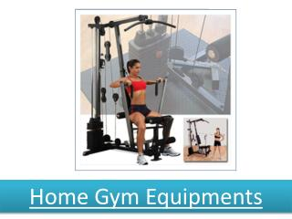 Home Gym Equipment in Indore