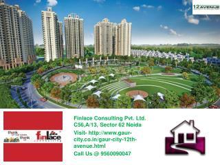 Gaur City 2 12th Avenue Noida Extension Call@ 9560090040