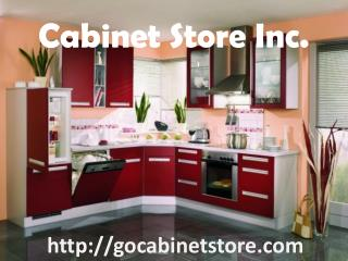 Kitchen Cabinet Store in Chicago