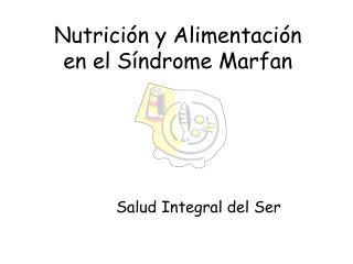Nutrici n y Alimentaci n en el S ndrome Marfan