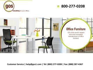 Office Furniture - Gos1