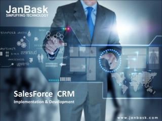Janbask | Salesforce CRM Implementation & Development