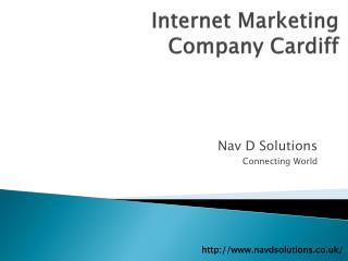 Nav D Solutions - A Web Marketing Company