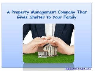 A Property Management Company