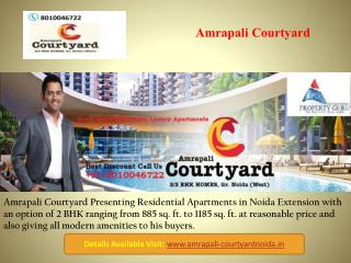 2 BHK Luxury Apartments in Noida Extension