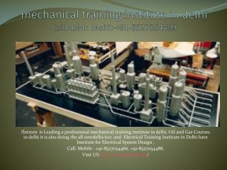 PDMS Training Institute in Delhi, Electrical Design Course i