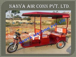 E Rickshaw Dealer in Delhi | E rickshaw Supplier | E ricksha