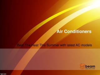 Air condioner online