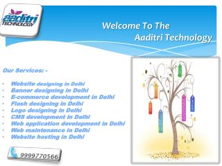Web development services in Delhi, India