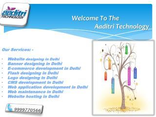 Web development services in Delhi, India