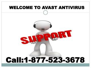 ##[[ 1-877-523-3678 ]] Avast Anti-Virus keeps crashing and t