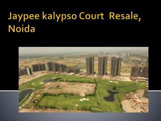 Jaypee kalypso Court Resale,Noida